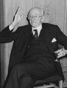 Friedrich August von Hayek