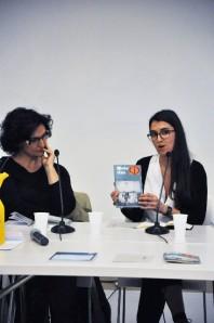 Núria Enguita y Laura Vallés