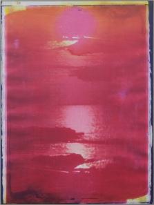 Diogo Evangelista. Sunset, 2013